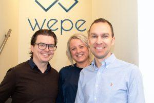 Wepe - mer enn et regnskapsbyrå
